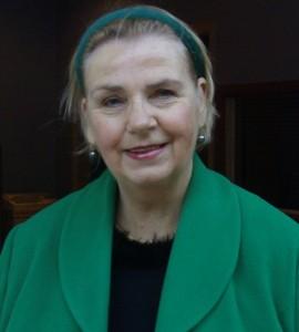 Patricia Jenman